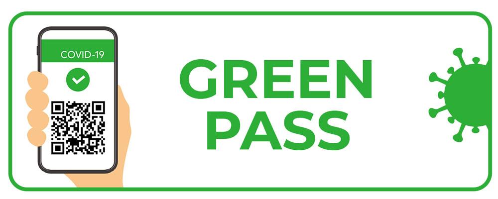 GREEN PASS - COMUNE DI JENNE